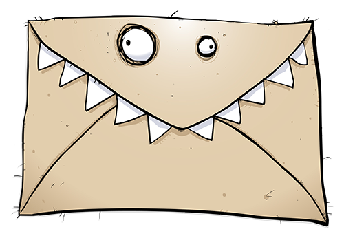 Letter-Monster